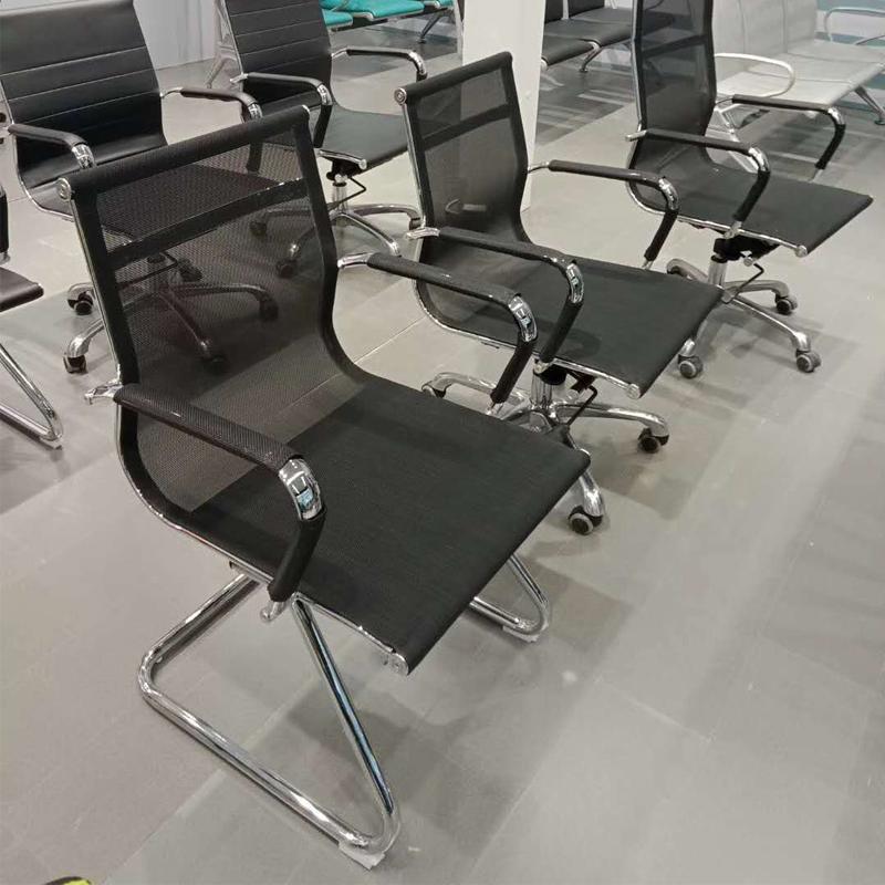 Ghế lưới văn phòng chân quỳ GLMV6