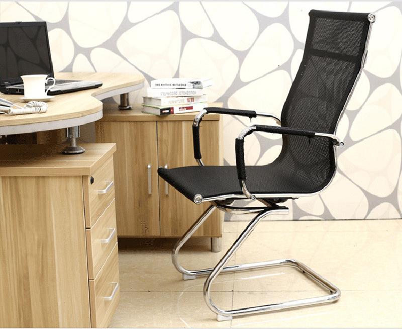 Ghế lưới văn phòng chân quỳ GLMV7