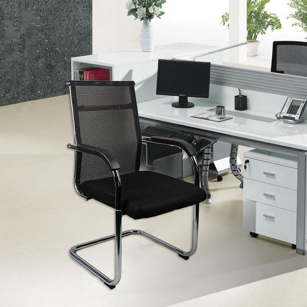 Ghế lưới văn phòng chân quỳ GLMV10