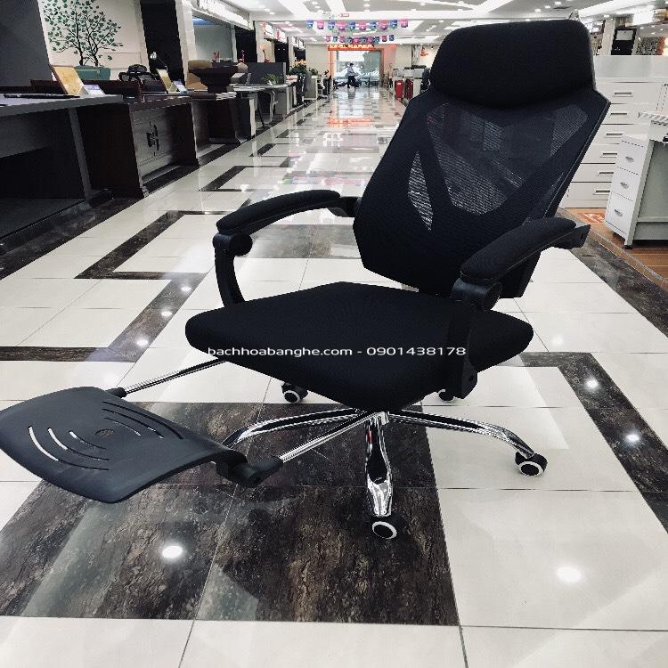Ghế gaming có gác chân GLMV44