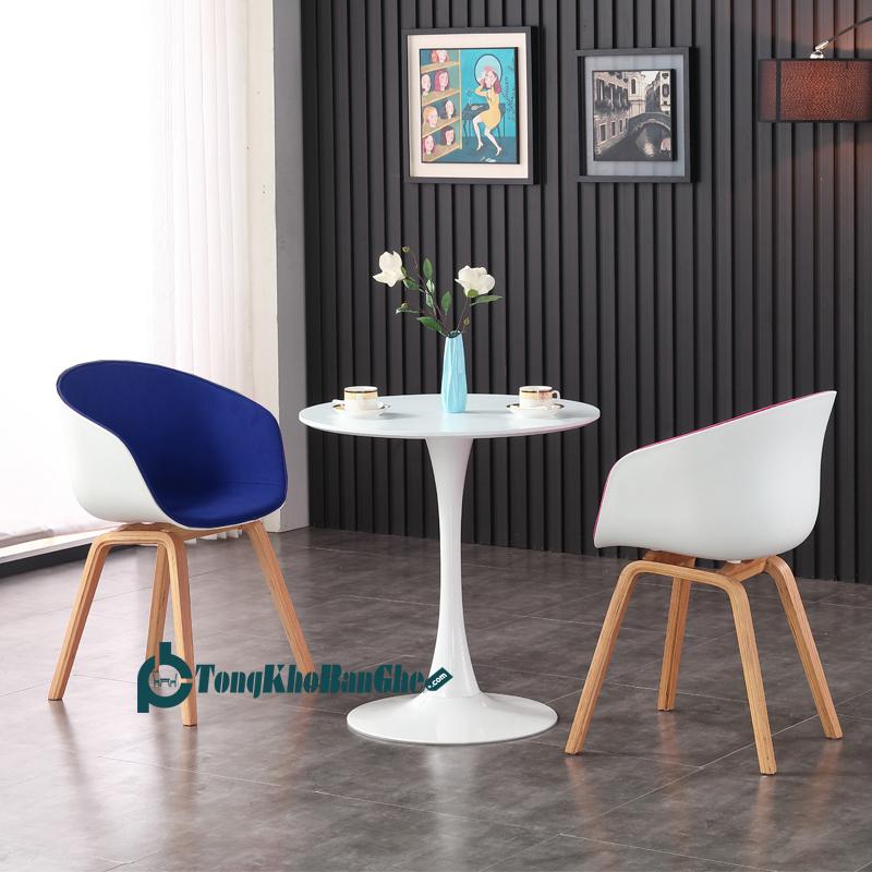 Những mẫu bàn ghế cho quán cafe trà sữa mới 2020